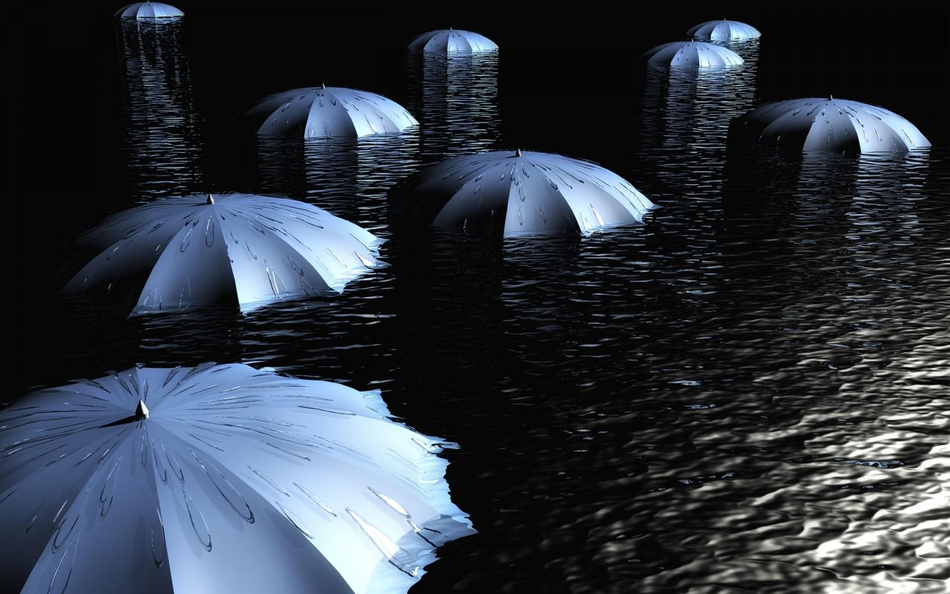 где мокрый зонт обои на рабочий стол тех, кто