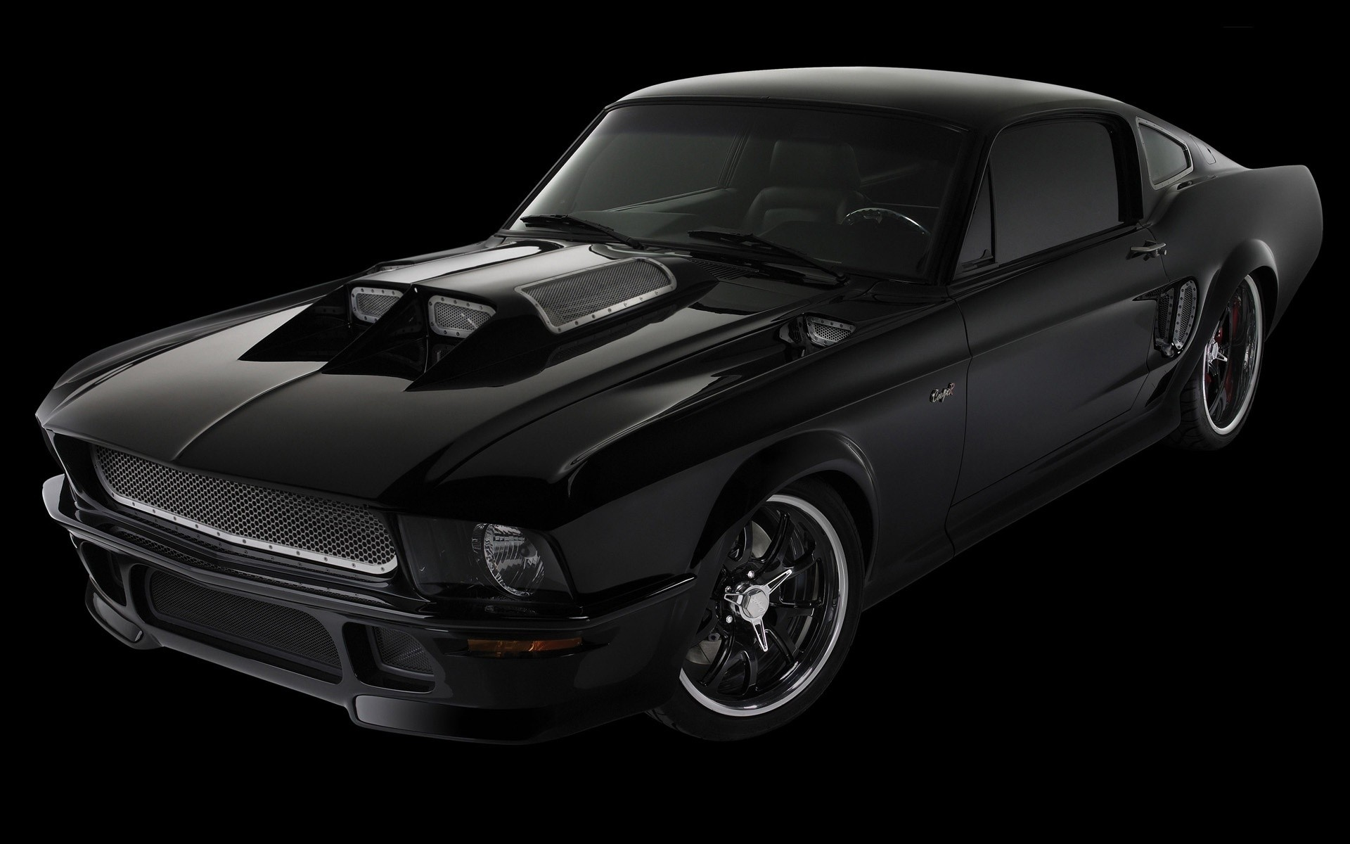 Ford Mustang Obsidian 2008