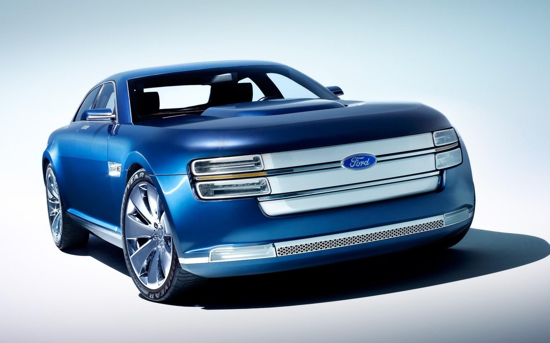 Новинки и концепт кары Форд (Ford concept) на 110km.ru