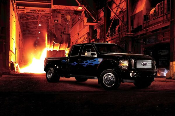 Ford F 450 Super Duty 2009