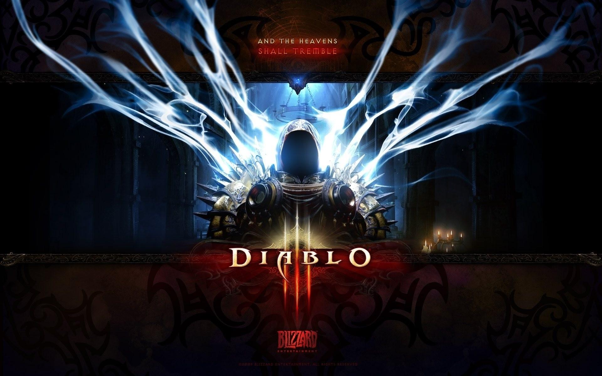 Diablo III игра  № 3057758  скачать