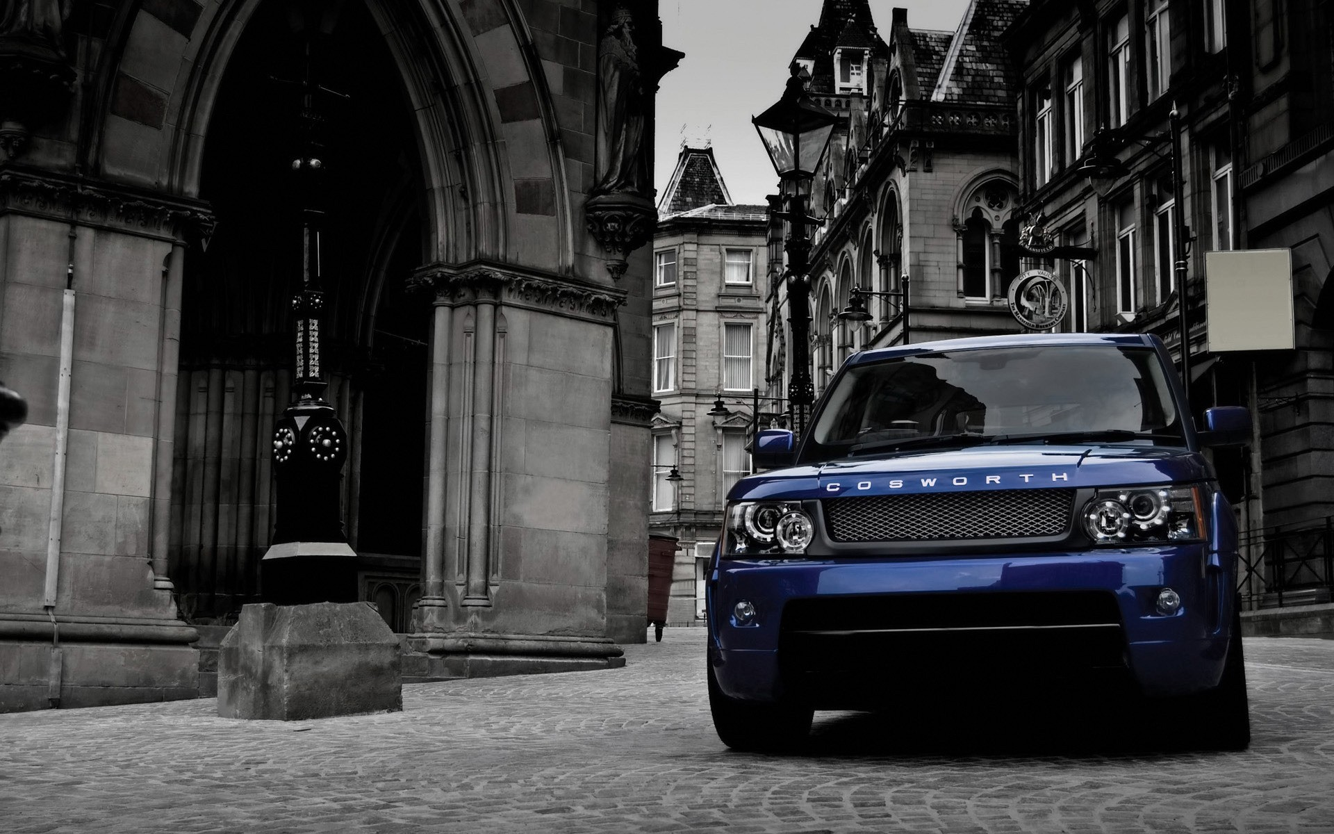 Range Rover RS300 2011