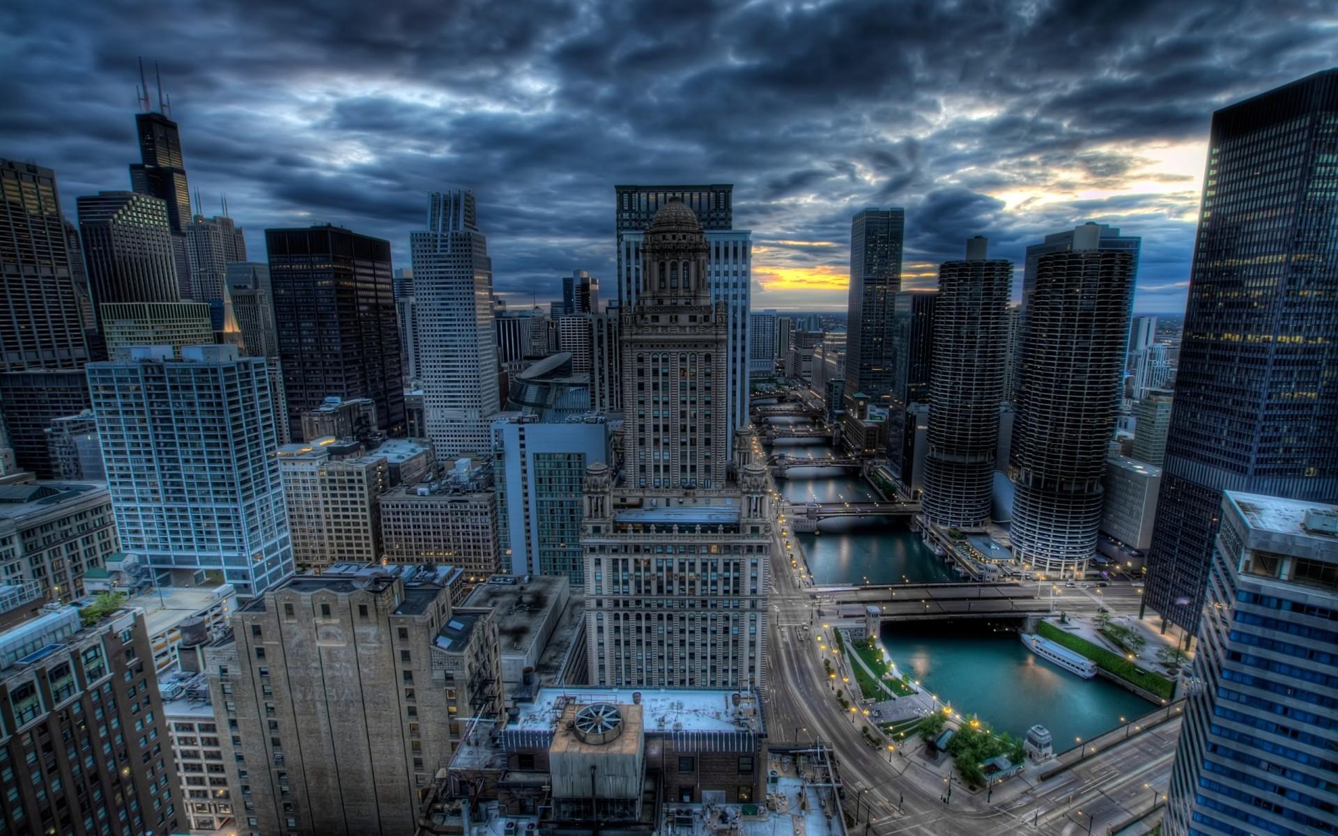 Прикольные картинки города