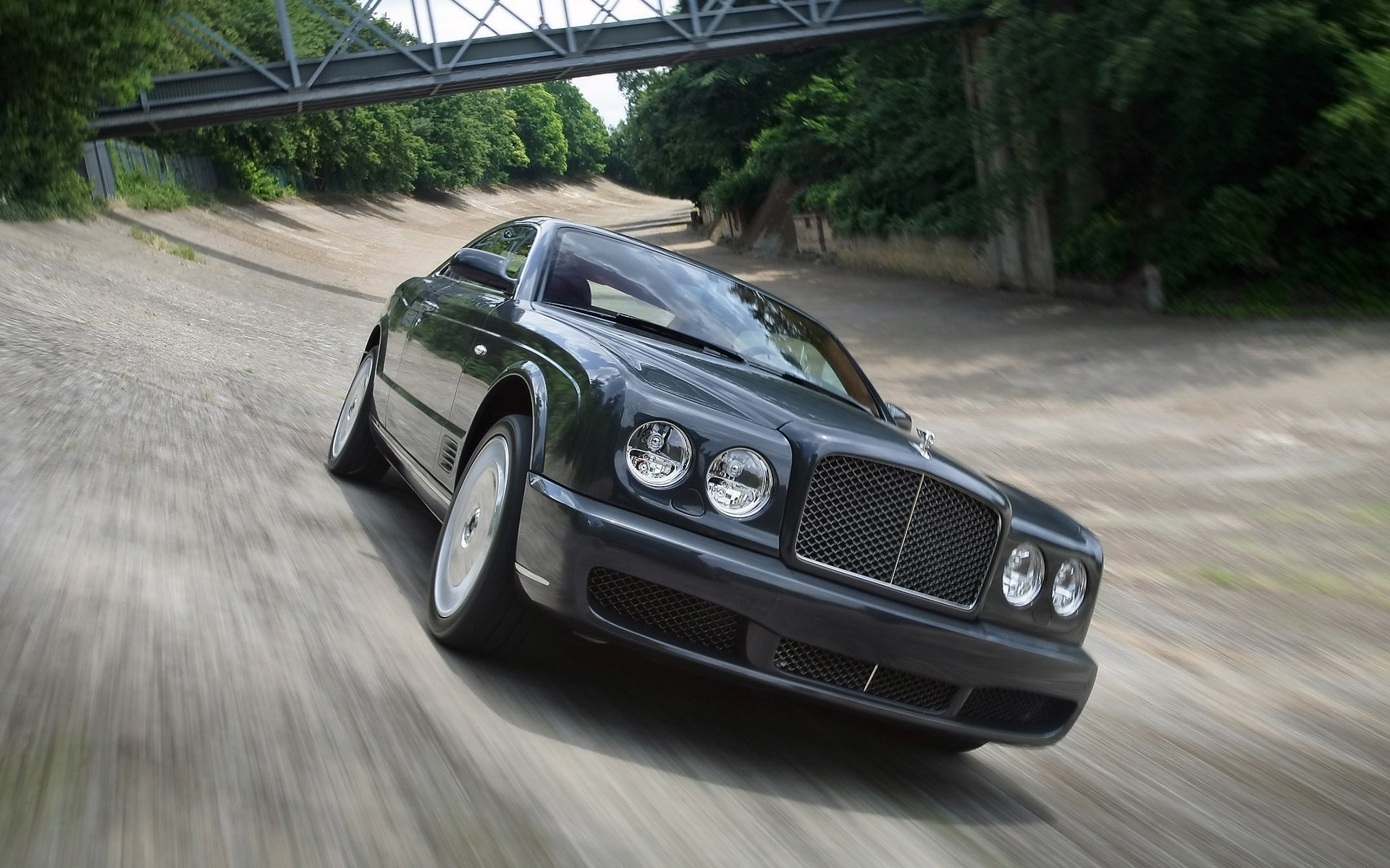 Bentley Brooklands Coupe 2008