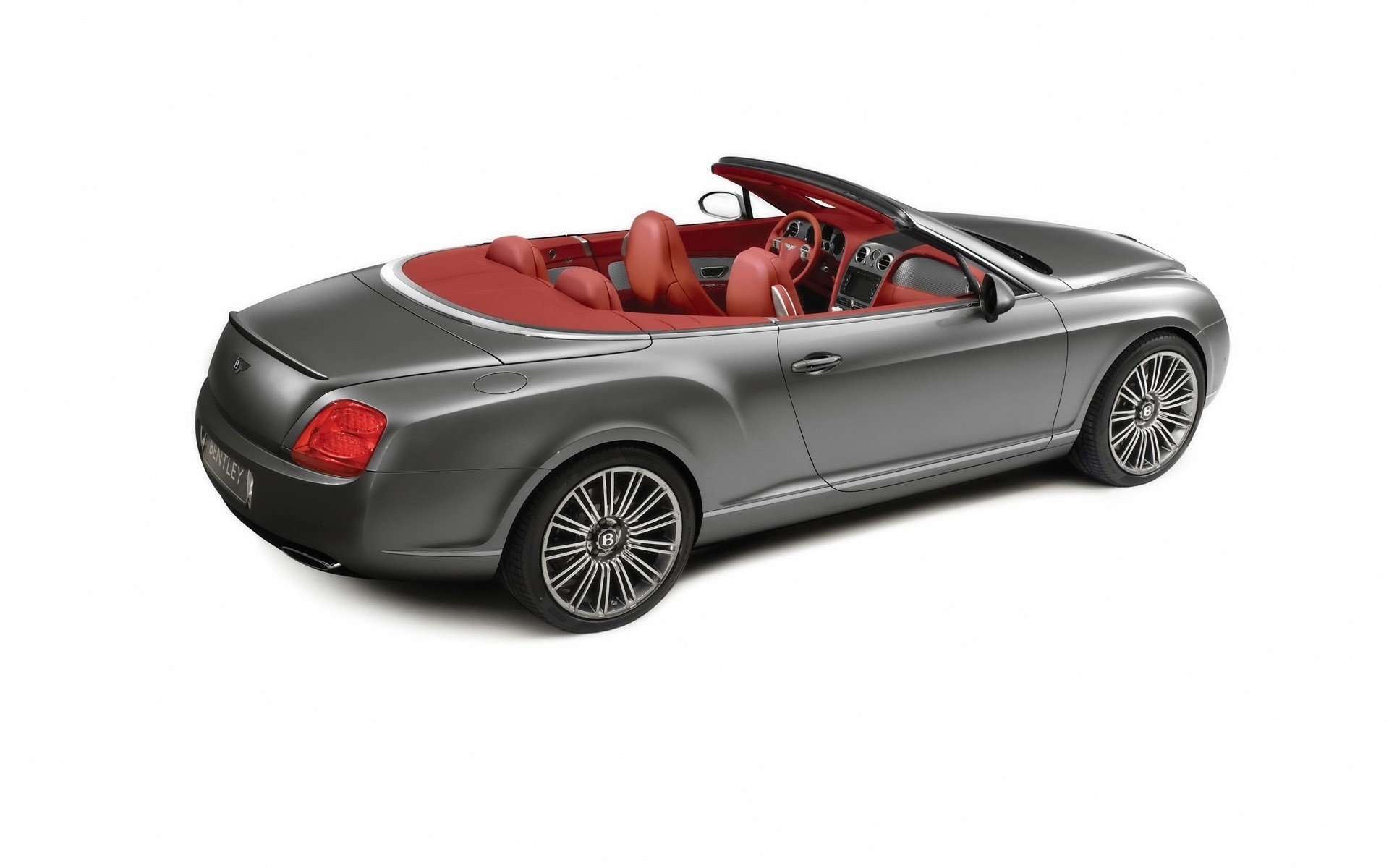 Bentley Continental GTC скорость Studio 2009