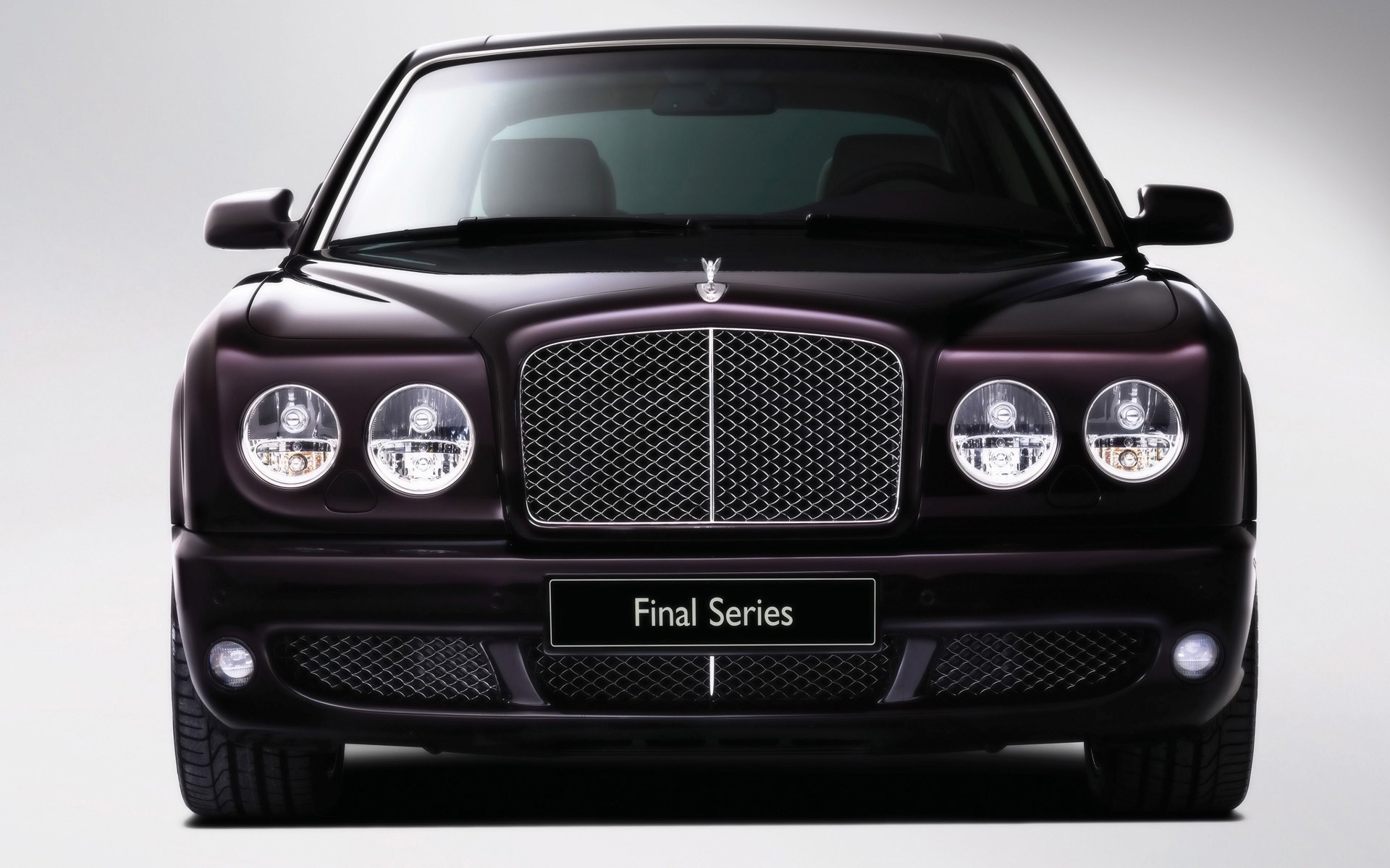 Bentley Arnage финал серии 2009