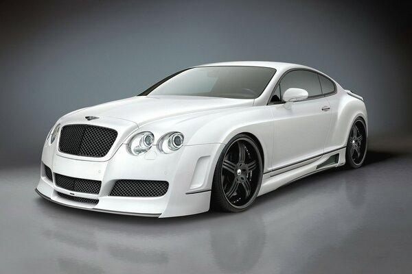 2009 премьера Bentley Continental GT