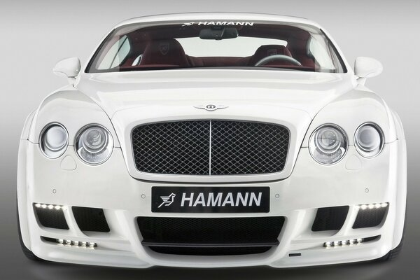 Bentley Continental GT Hamann Imperator 2009 года