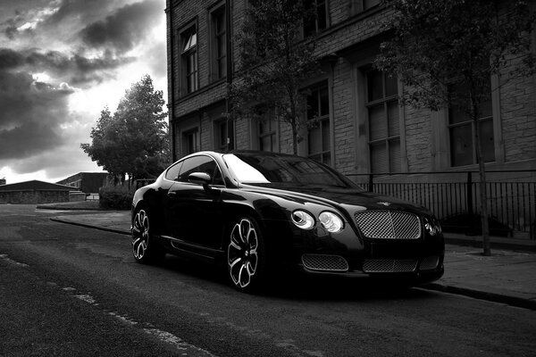 Bentley GTS Black Edition Project Kahn 2008