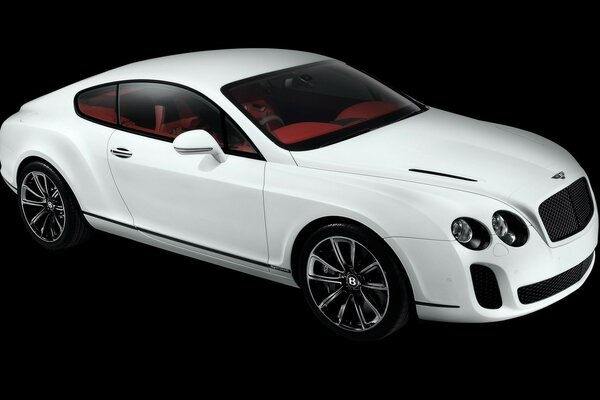 Bentley Continental Supersports 2010 года