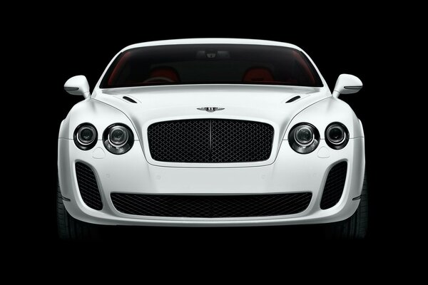 Bentley Continental Supersports передняя 2010 года