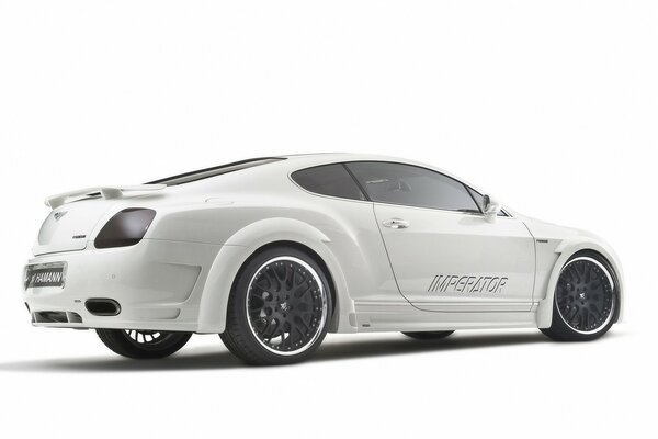 Bentley Continental GT Hamann Imperator заднего