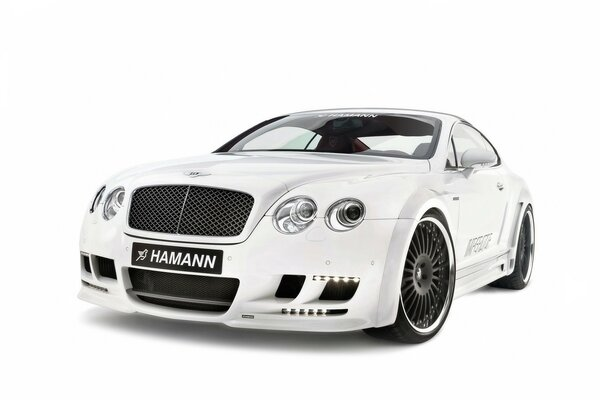 2009 Hamann Imperator на основе Bentley Continental GT