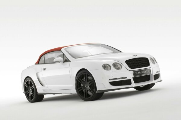 Ле Mansory кабриолет Bentley Continental GTC 2008