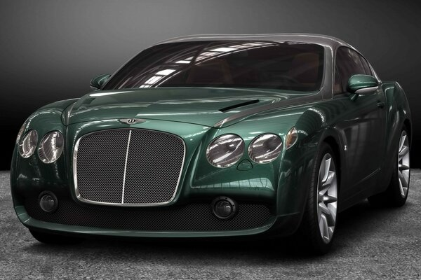 Bentley Zagato GTZ 2008