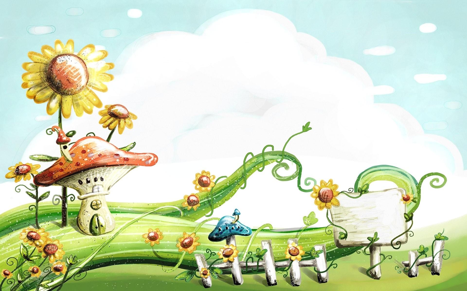 картинки на тему летние фантазии обтер