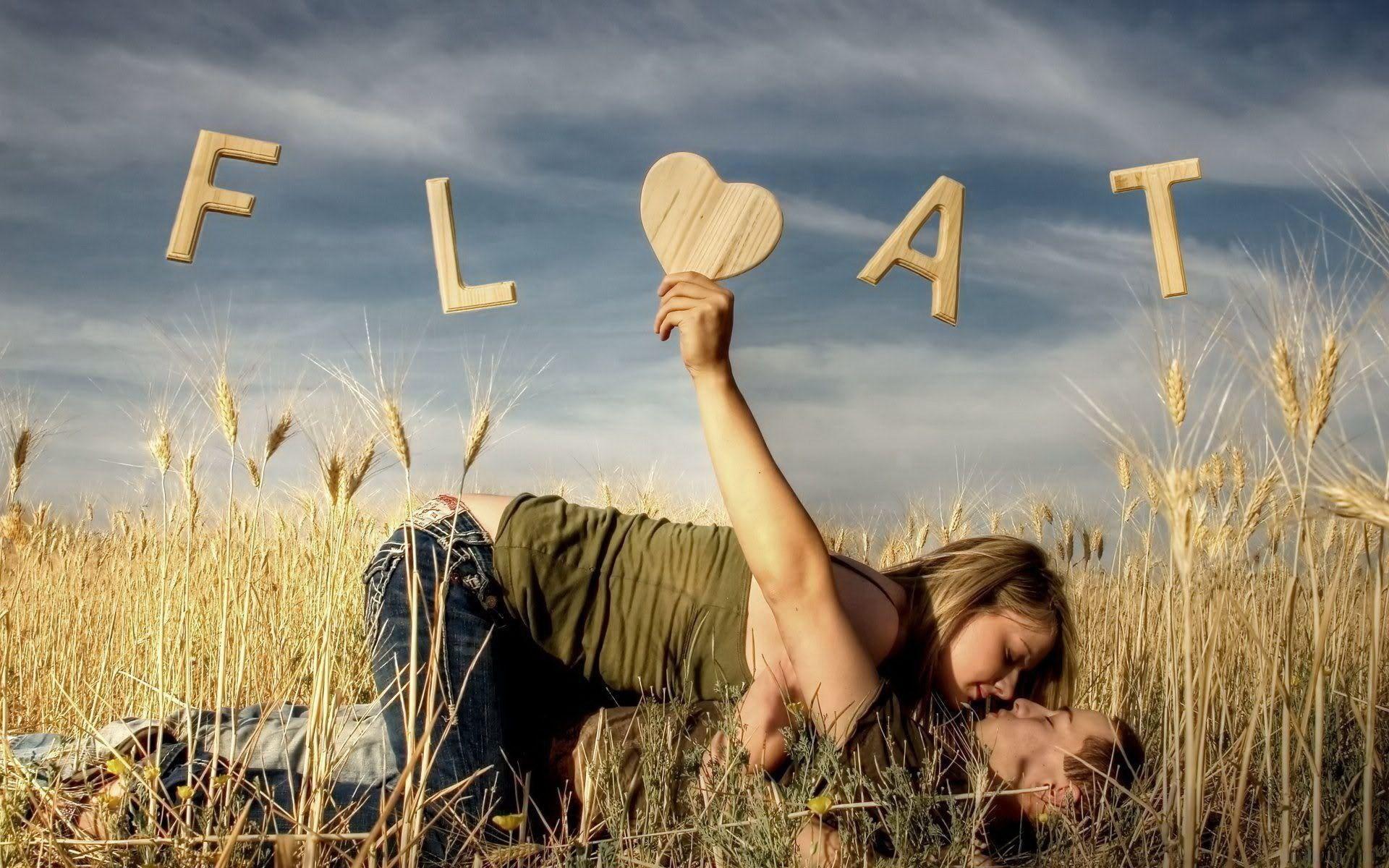 любовь креативное бесплатно
