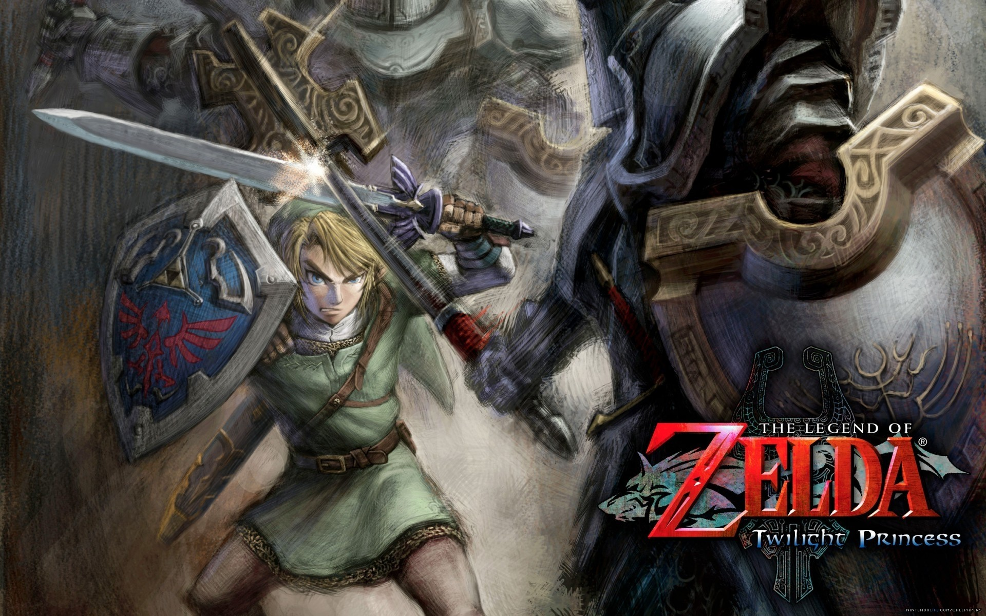 Легенда о Zelda Twilight Princess