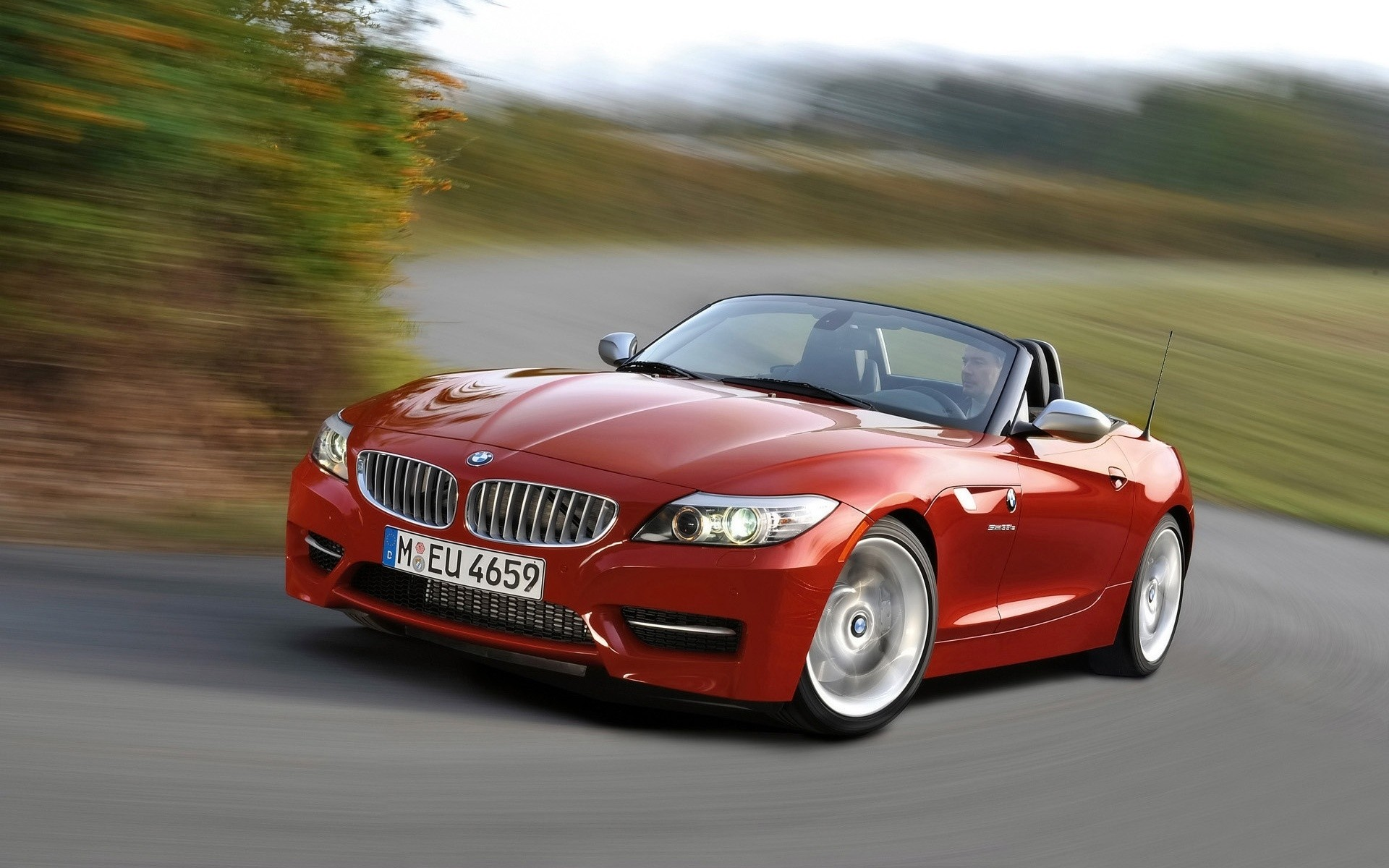 BMW Z4 sDrive35is 2010 года