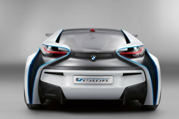 BMW Vision EfficientDynamics студия