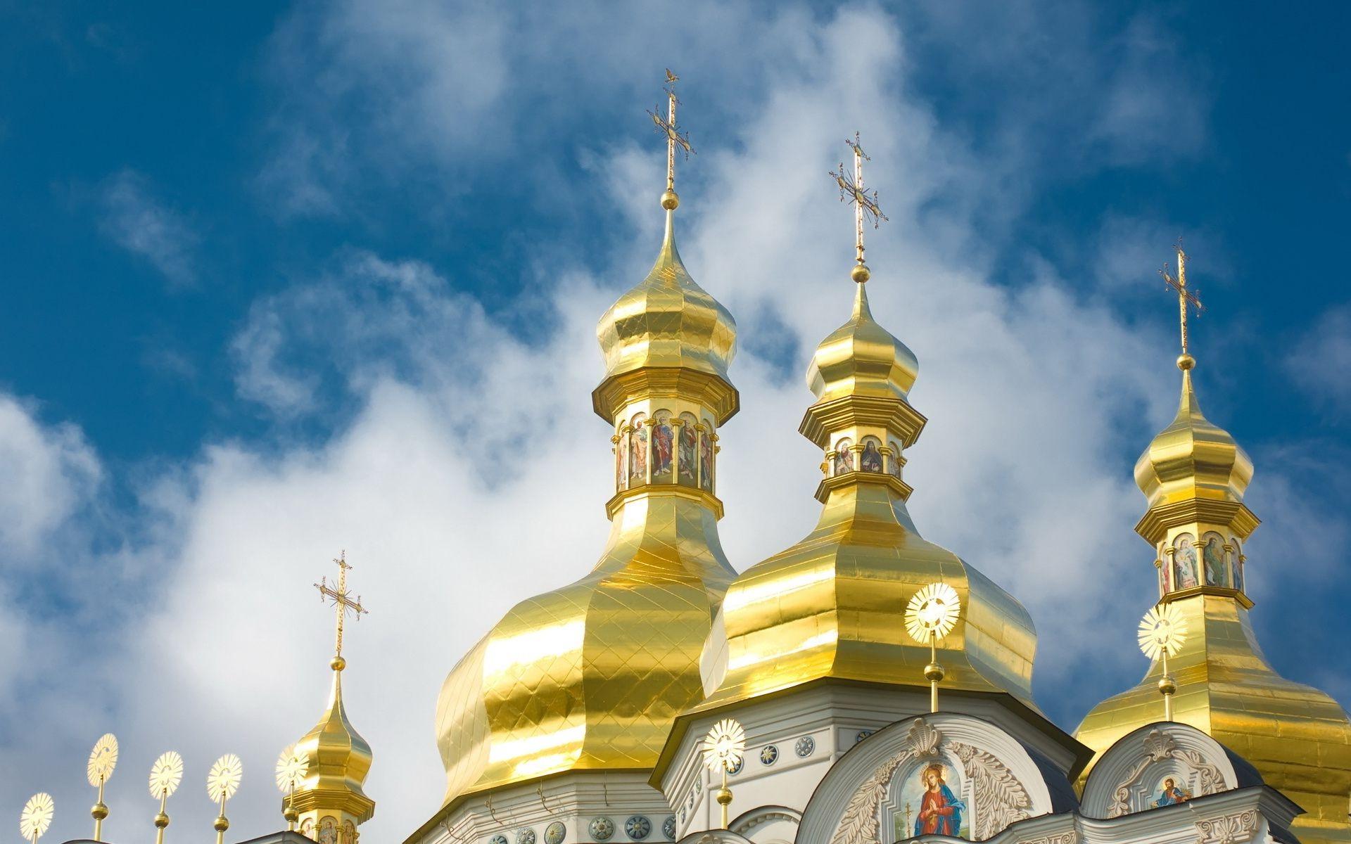 Обои церковь, купол. Города foto 13