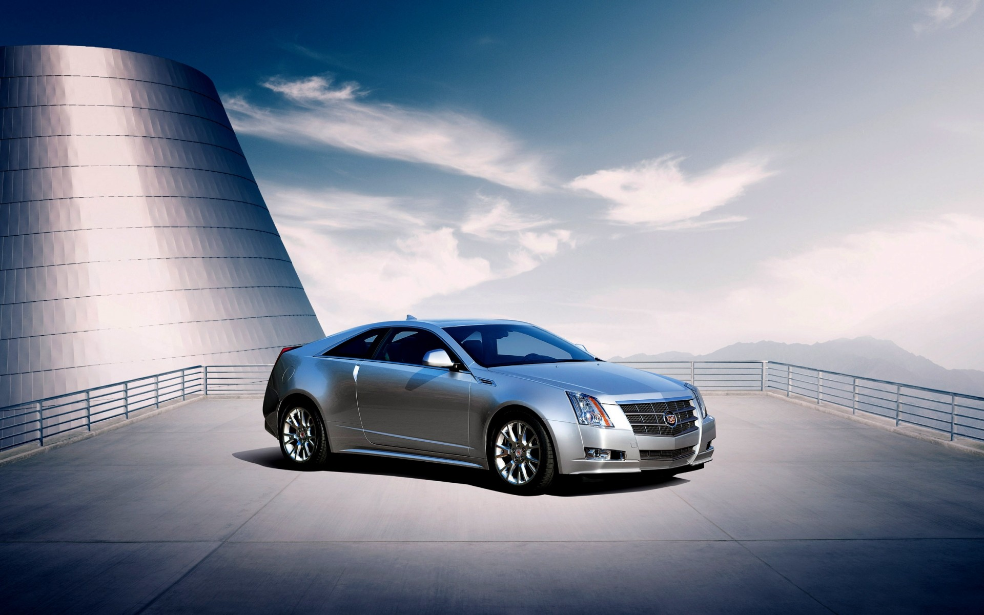 2011 Cadillac CTS купе