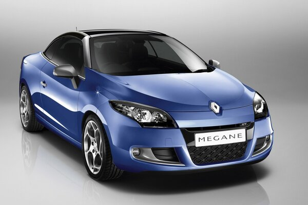 Megane Coupe GT кабриолет