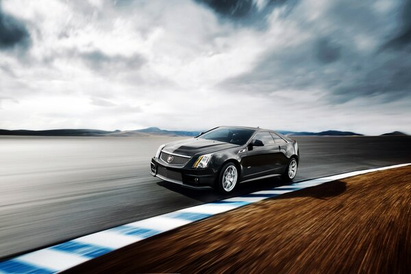 2011 Cadillac CTS V Coupe