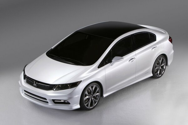 Honda Civic Концепция