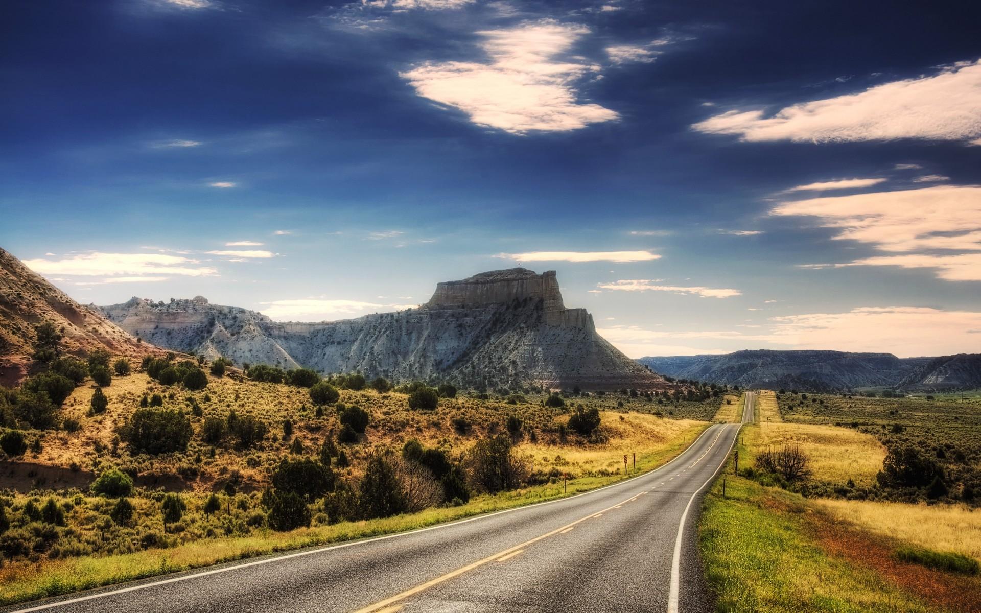 картинки и фото красивых дорог всей