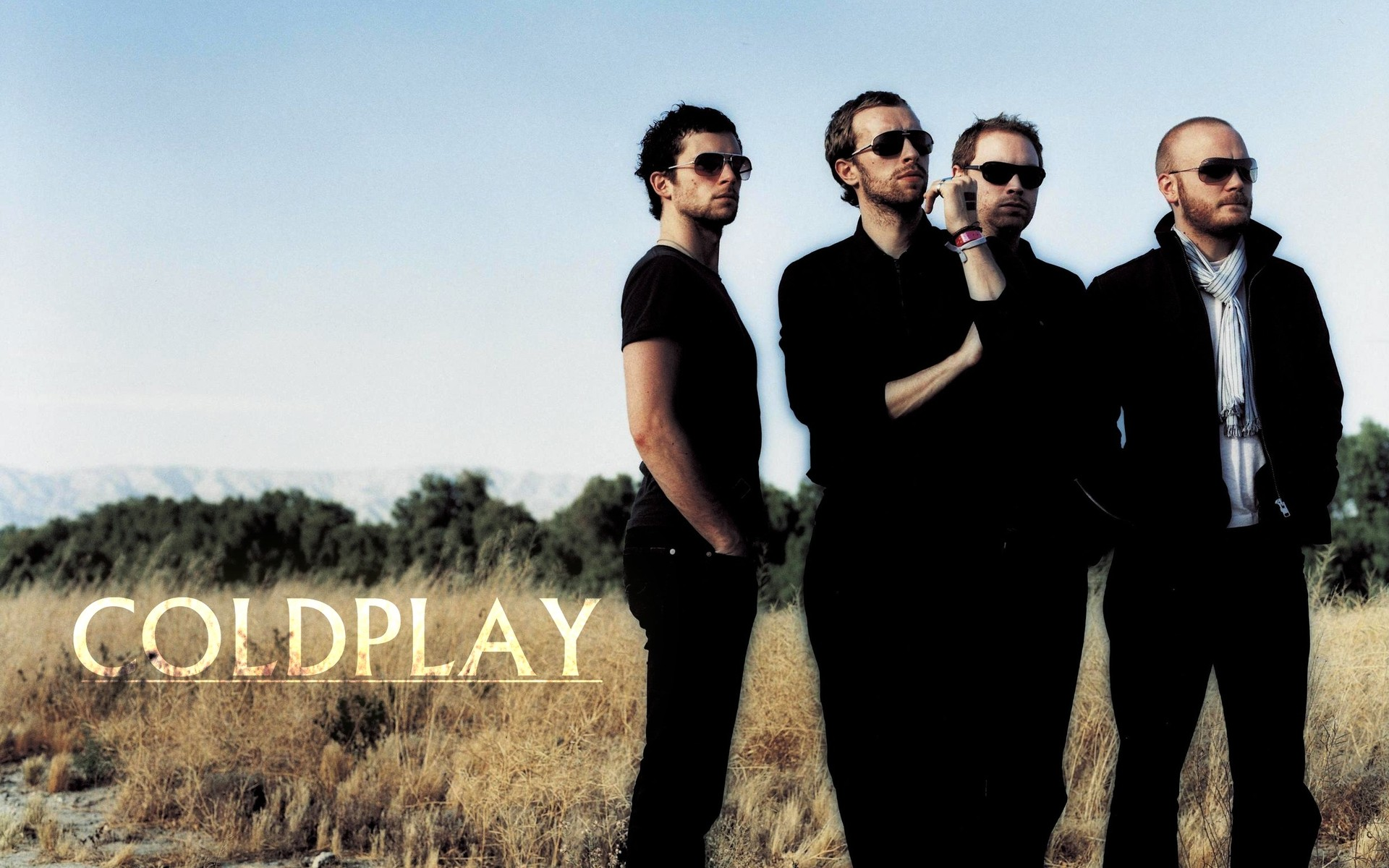 Coldplay фото