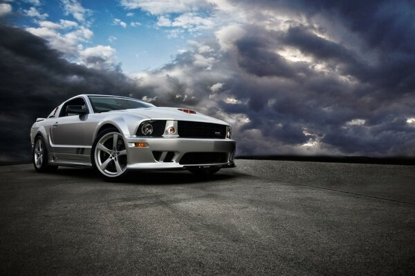 Тюнинг Mustang Ford