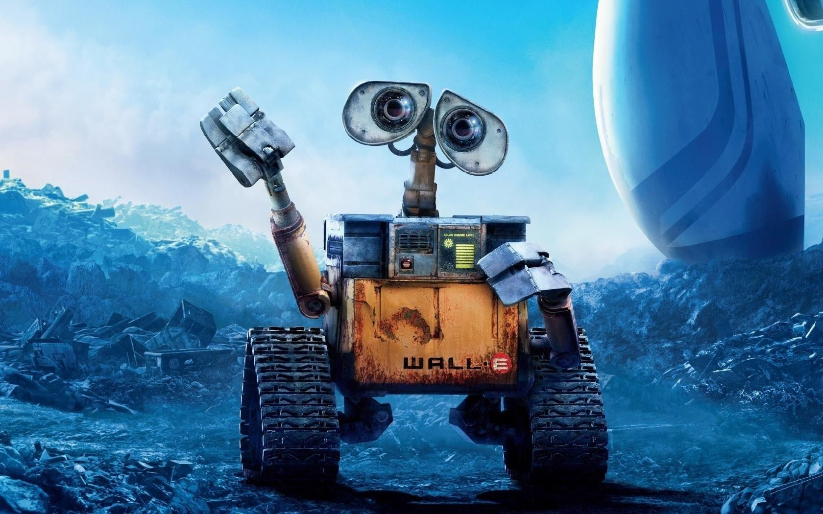 wall e irrational love defeats life s programming For one specific corporationpixar's new film, wall-e of his binoculars as the premise that irrational love defeats life's programming.