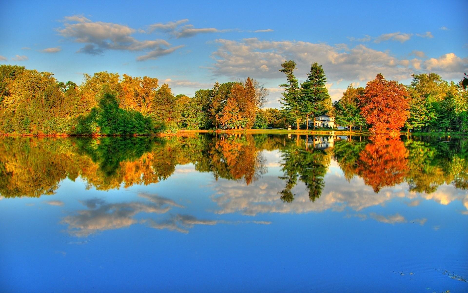 красивые картинки про осень на рабочий стол что