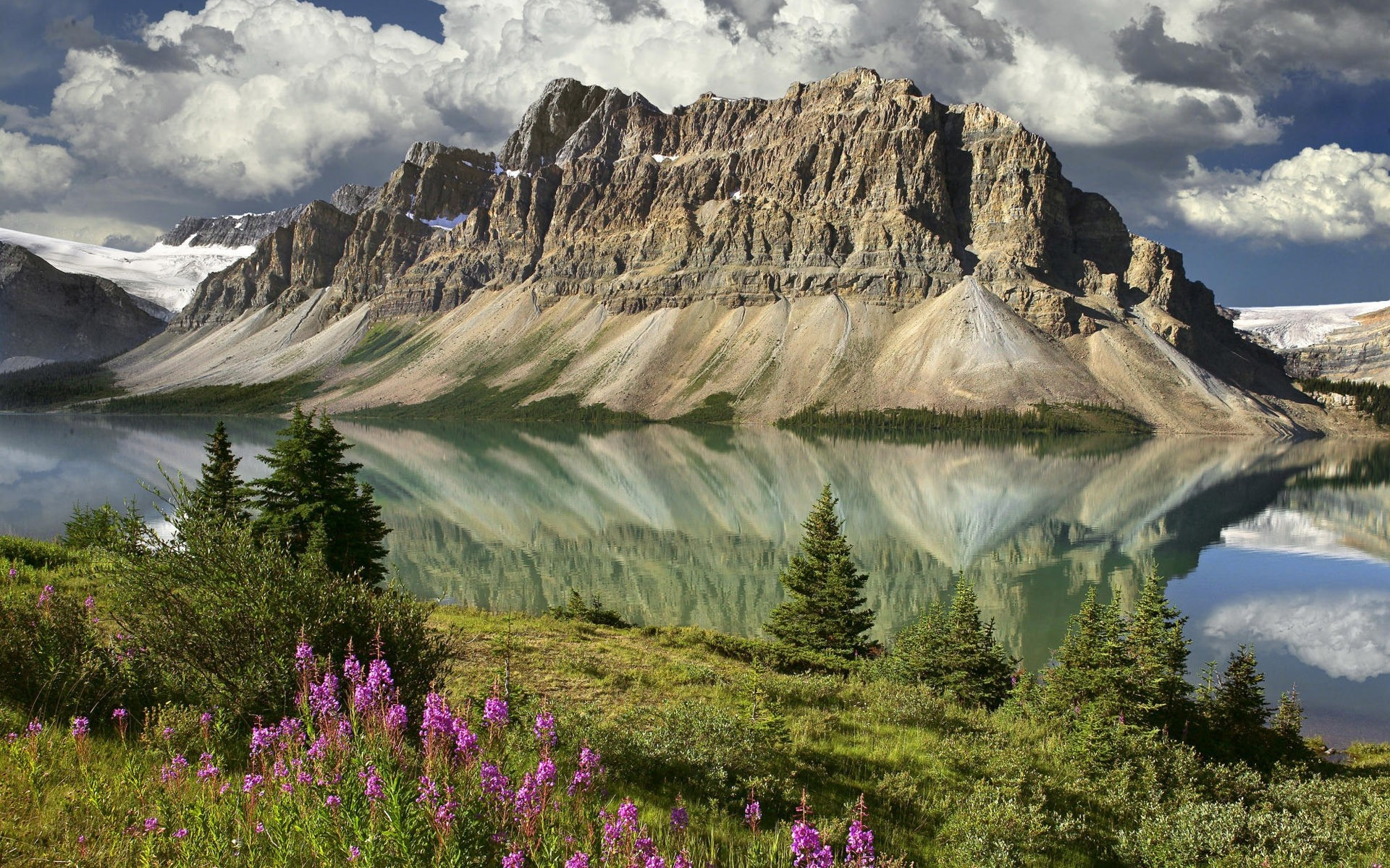 Красивые горы в картинках