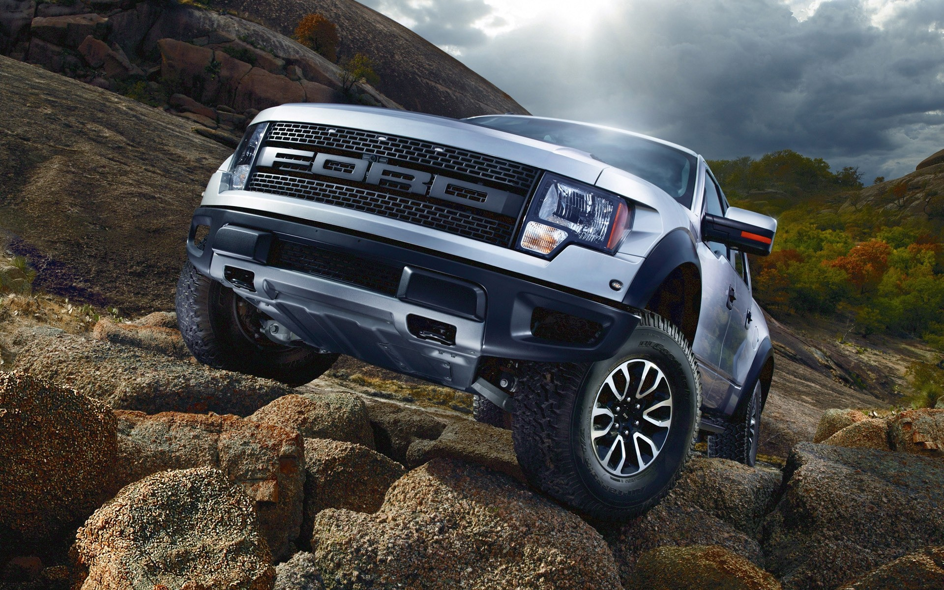 Ford F150 SVT Raptor 2012