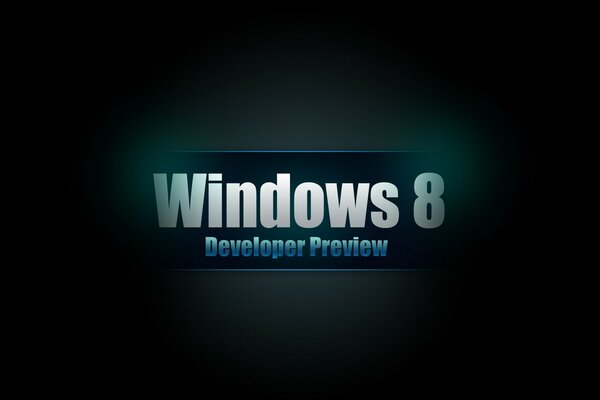 Windows 8 разработчик