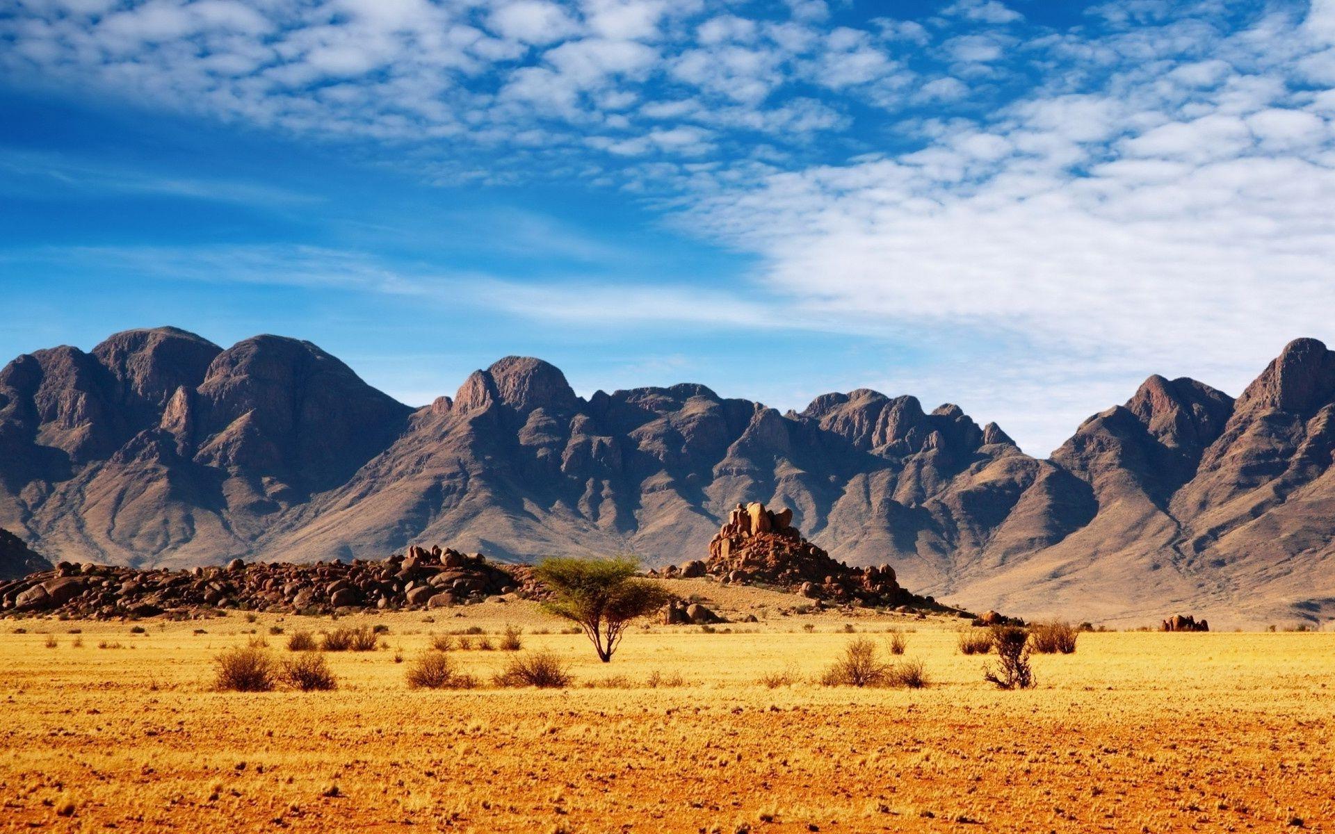 природа Намибия Африка пейзаж река без смс