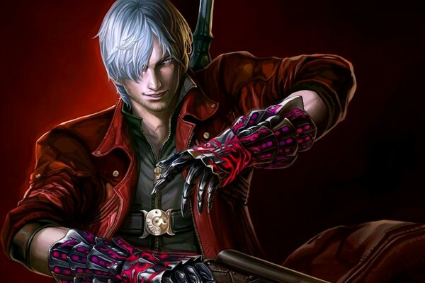 Devil May Cry 4 игры