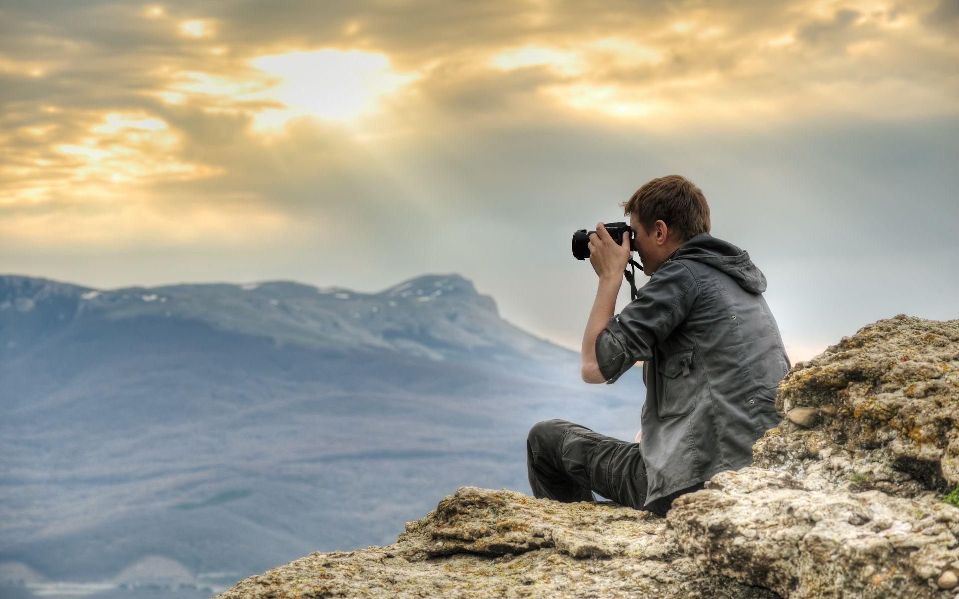 как правильно фотографировать в горах зависимости