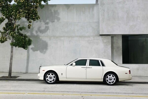 Rolls Royce Phantom 2009 года