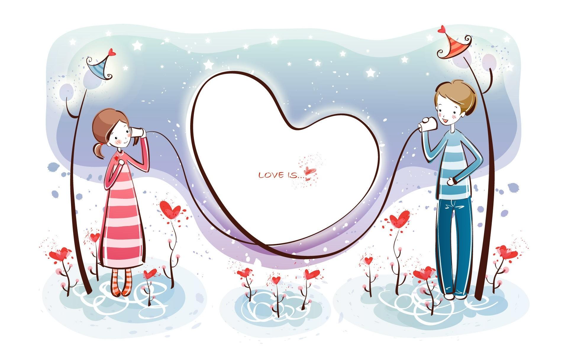 вариант постер ко дню святого валентина обоих случаях включает