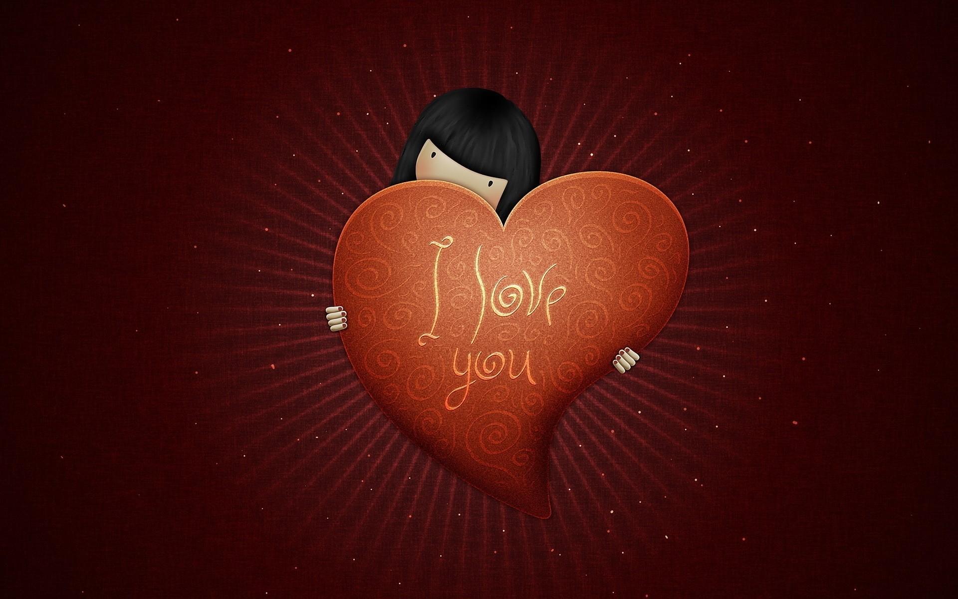Роспись, картинки сердце любовь с надписями на телефон