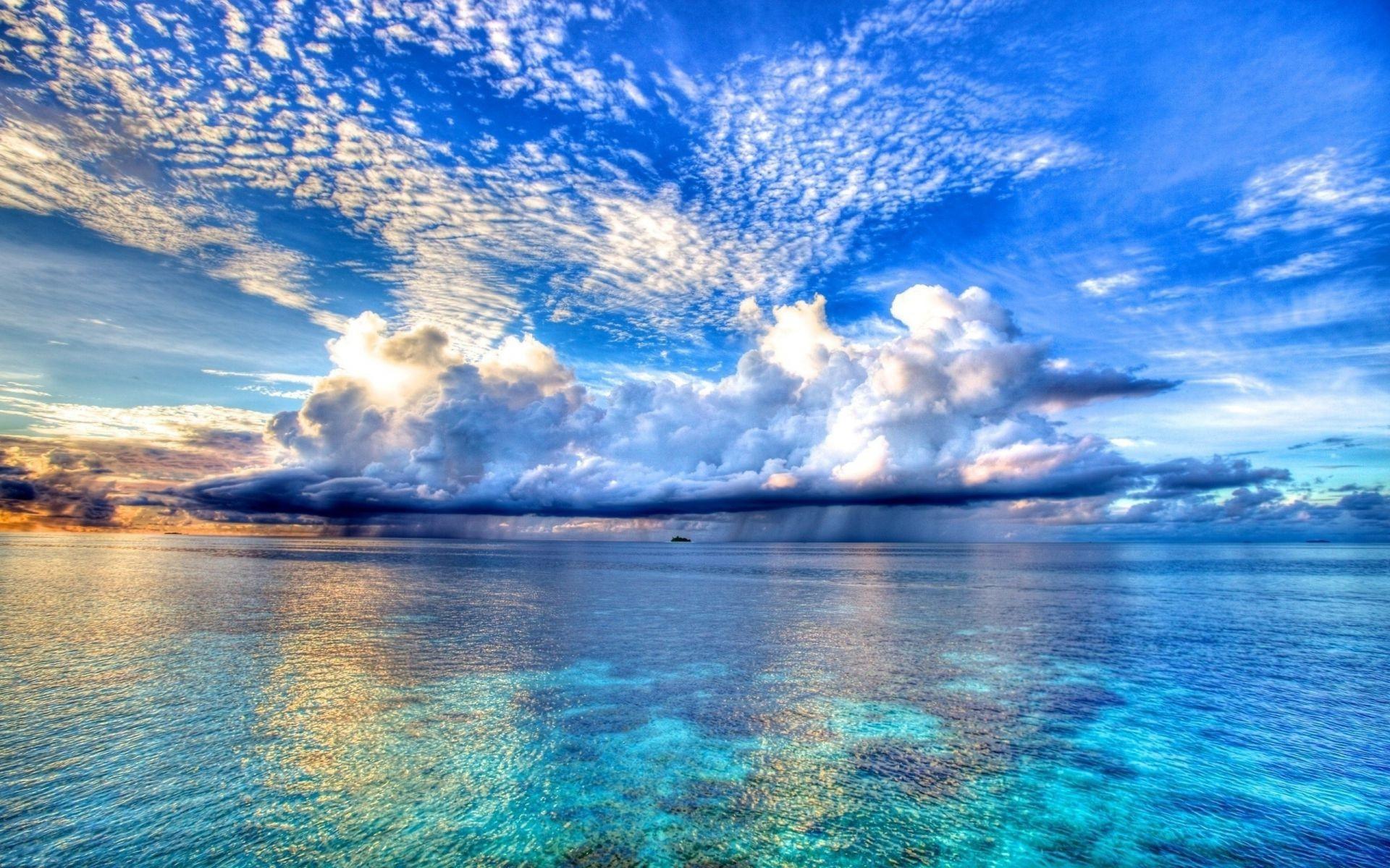 Обои красота, Облака. Природа foto 17