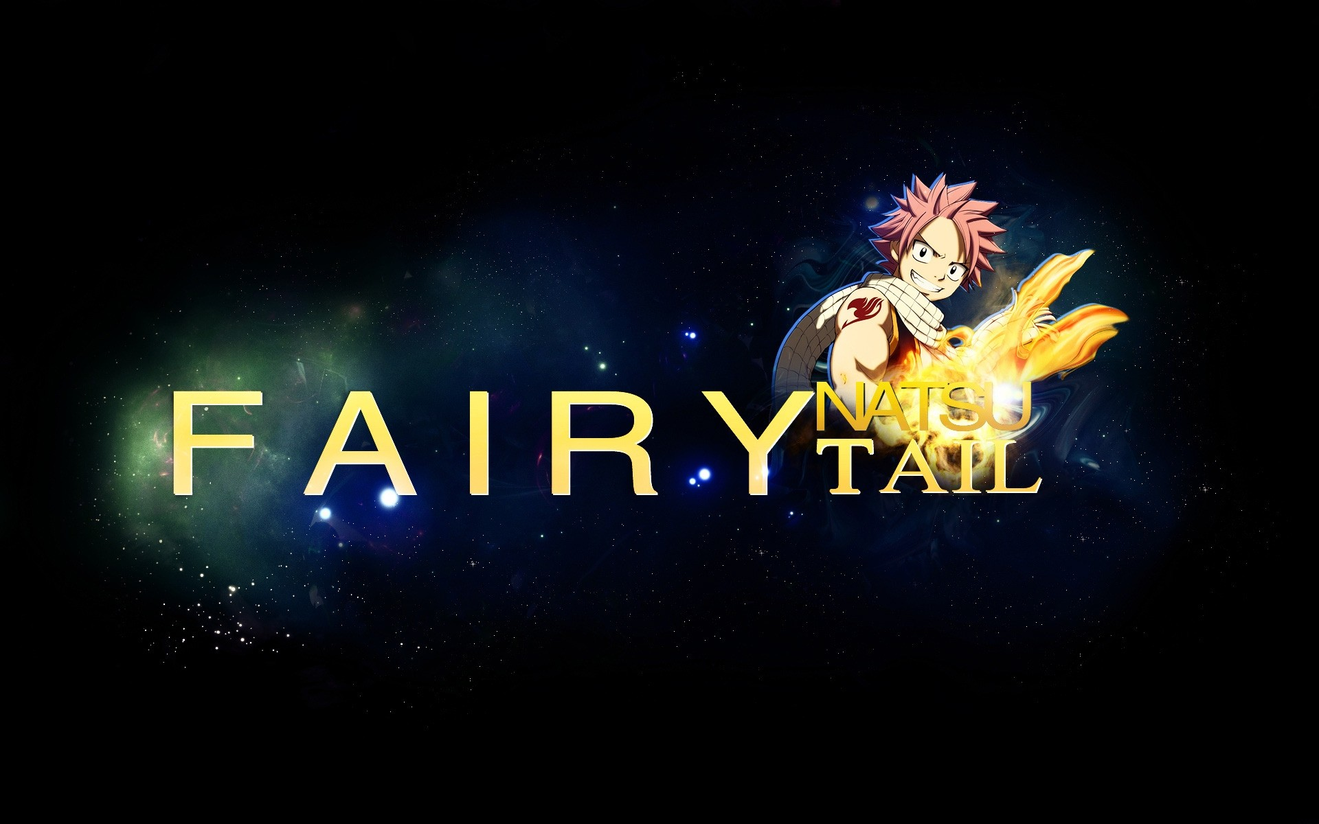 Fairy Tail Нацу