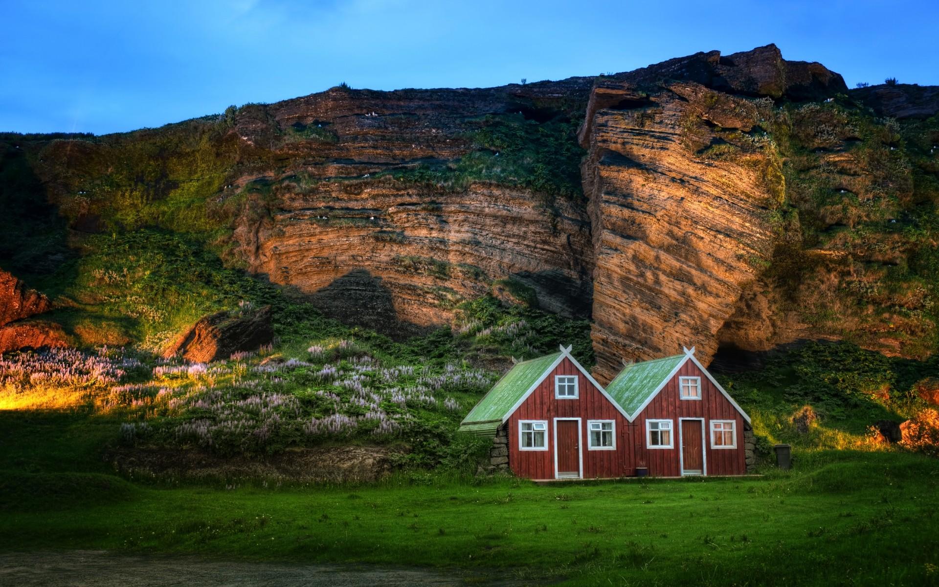 завода обои на рабочий исландия теперь