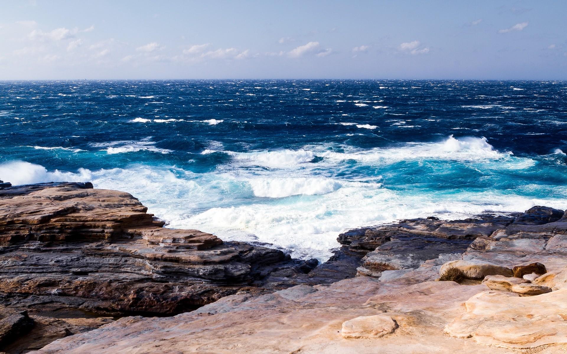 Фото морского пейзажа на рабочий стол