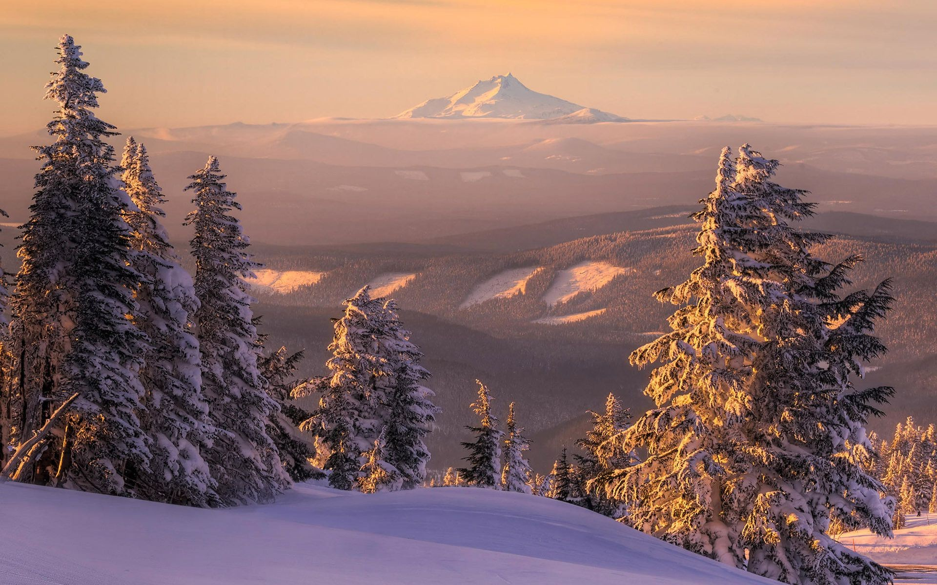 Очень красивые картинки зима на рабочий стол, надписями