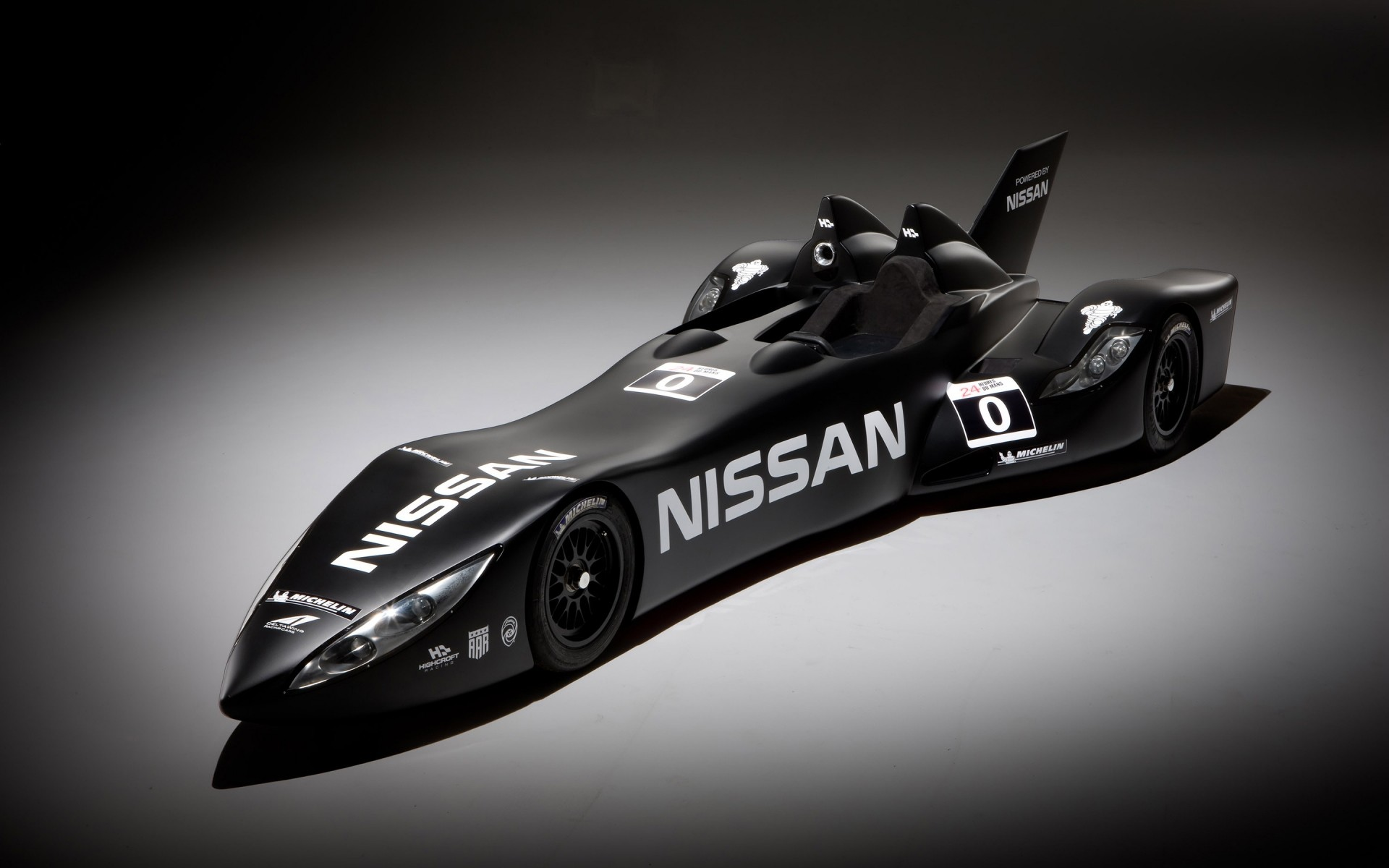 Nissan DeltaWing экспериментальная болид