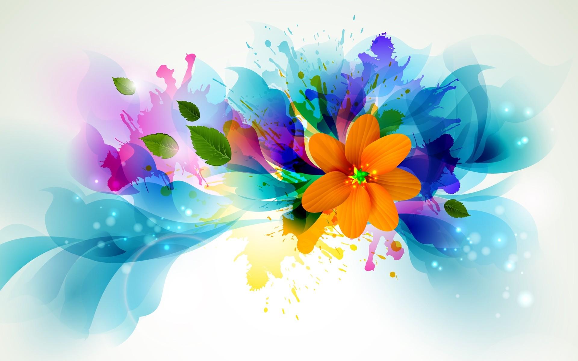 3d poster board flower